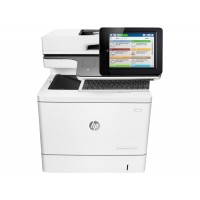HP Color LaserJet Flow M577z