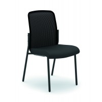 HON MESH BACK MULTI-PURPOSE CHAIR BL
