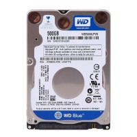 Western Digital WD5000LPCX 500GB BLUE 7MM, SATA 6GB/S 16MB Internal Hard Drive
