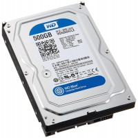 Western Digital WD5000AZLX 500GB 7200 RPM 32MB Cache SATA 6.0Gb/s 3.5
