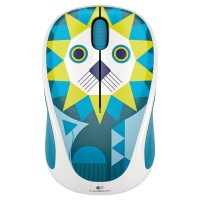 LOGITECH M317C LUCAS LION Wireless Mouse