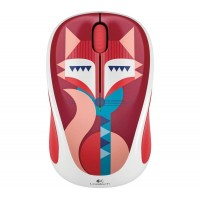 LOGITECH M317C Francesca FOX Wireless Mouse