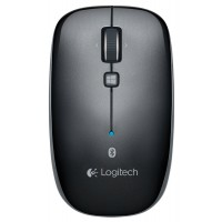 Logitech Bluetooth Mouse M557 for PC, Mac and Windows 8 Tablets