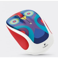 LOGITECH M317C OLIVIA OWL Wireless Mouse