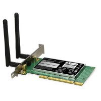 Linksys Wireless-N PCI Adapter with Dual-Band (WMP600N)