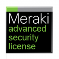 Cisco Meraki MX64 Advanced Security License - 5 Years