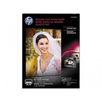 Hewlett-Packard CR696A Advanced Photo Paper, 66 lbs., Glossy, 13 x 19, 20 Sheets/Pack