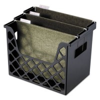 UNIVERSAL RECYCLE ORGANIZER FILE BLACK