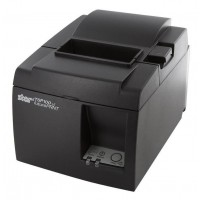 Star Micronics TSP143LAN Thermal Receipt Printer - Gray