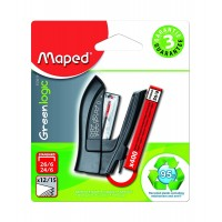 MAPED MINI STAPLER GREEN 1x