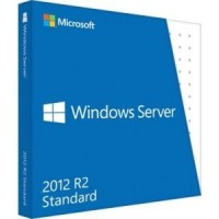 Hewlett-Packard - Hp Microsoft Windows Server 2012 R.2 Standard 64-Bit