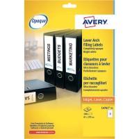 AVERY Printable spine labels ft 19,2 x 6,1 cm, box of 25 blade