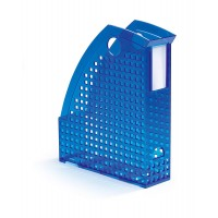 DUR MAGAZINE RACK TREND BLUE 6x