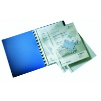 DURABLE DURALOOK COVER WITH SHEET PROTECTION