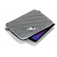 DURABLE TABLET SLEEVE PROTECTOR GREY