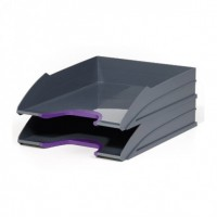 DURABLE VARICOLOR LET TRAY PURPLE