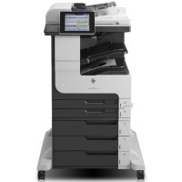 HP Laserjet Enterprise Mfp M725z Multifunction Laser