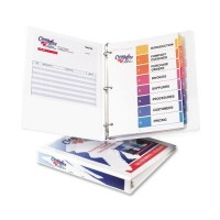 AVERY ECO BINDER LTR 1INCH