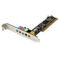 STARTECH SOUND CARD 5.1 PCI