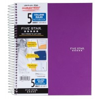 MEA NOTEBOOK 11X8.5 INCH 200SH