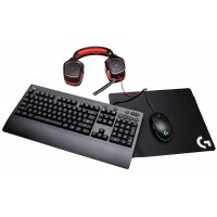 Logitech Gear UP Gaming Bundle