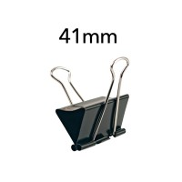 DAC BINDER CLIPS 1 5/8IN- 41MM