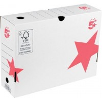 5 Star Storage Box 25 ft x 53 x 10 cm (H x L x b)