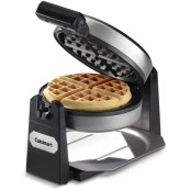 Cuisinart - Maker Waffle Iron, Single, Stainless steel