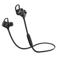 MPOW V4.1 BT HEADPHONES BLACK