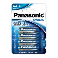 PANASONIC EVOLTA AA 4PACK