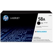 HP TONER 58A CF258A BLACK