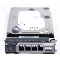 DELL ENTERPRISE HARD DRIVE 4TB 7.2K SATA 3.5in 6 Gb/s WITH TRAY