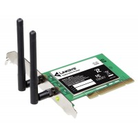 LINKSYS NETWORK ADAPT PCI64BIT