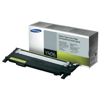 SAMSUNG TONER CLTY406S YELLOW