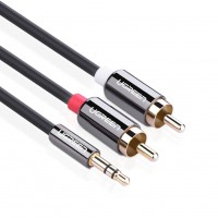 UGREEN 3.5MM STEREO TO 2RCA
