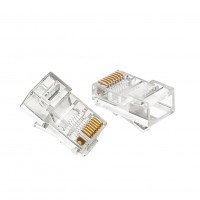 RJ45 Cat6e Network Cable End Connector (106)