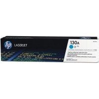 HP 130A (CF351A) Cyan Original LaserJet Toner Cartridge