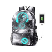 ANIME LUMINOUS BACKPACK GREY