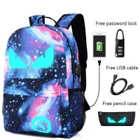 ANIME LUMINOUS BACKPACK SKY