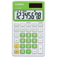 CASIO STANDARD CALC GREEN