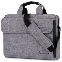 BRINCH 15.6 LAPTOP SLEEVE GRAY