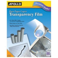 APOLLO TRANSPAENCY FILM PRINT