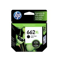 Hp Ink 662xl Black Cartridge (CZ105AL)
