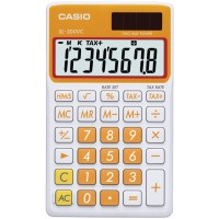 CASIO STANDARD CALC ORANGE