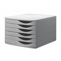JAL DRAWER 6 LIGHT GREY
