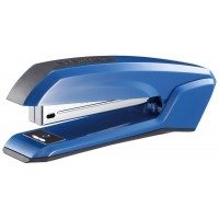 BOS STAPLER DESK ANTIMCRO BLUE