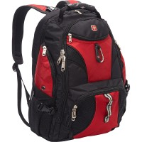 SWISSGEAR TRAVEL BACKPACK RED