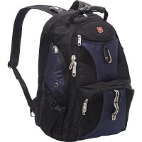SWISSGEAR TRAVEL BACKPACK BLU
