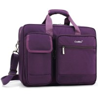 CoolBELL 15.6 Briefcase Purple