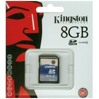 KINGSTON 8GB SDHC CL4